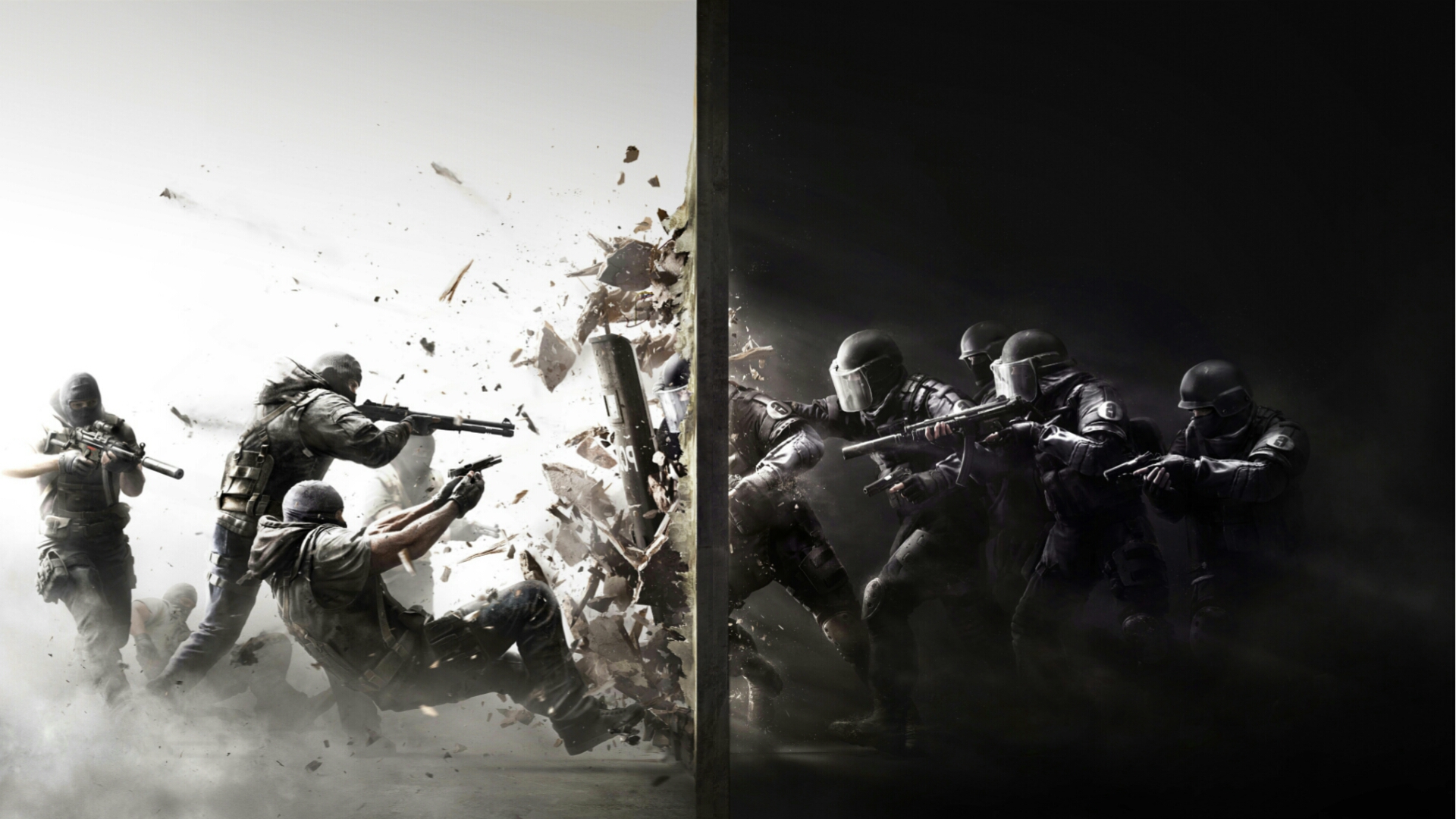 Rainbow Six Siege Hd Wallpapers Free Download