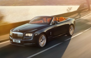 Rolls-Royce Dawn Computer Wallpaper