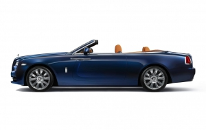 Rolls-Royce Dawn New Wallpapers
