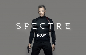 Spectre 007 HD Background