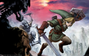 Pictures of The Legend Of Zelda