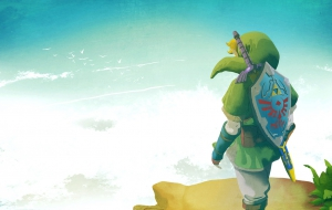 The Legend Of Zelda Widescreen