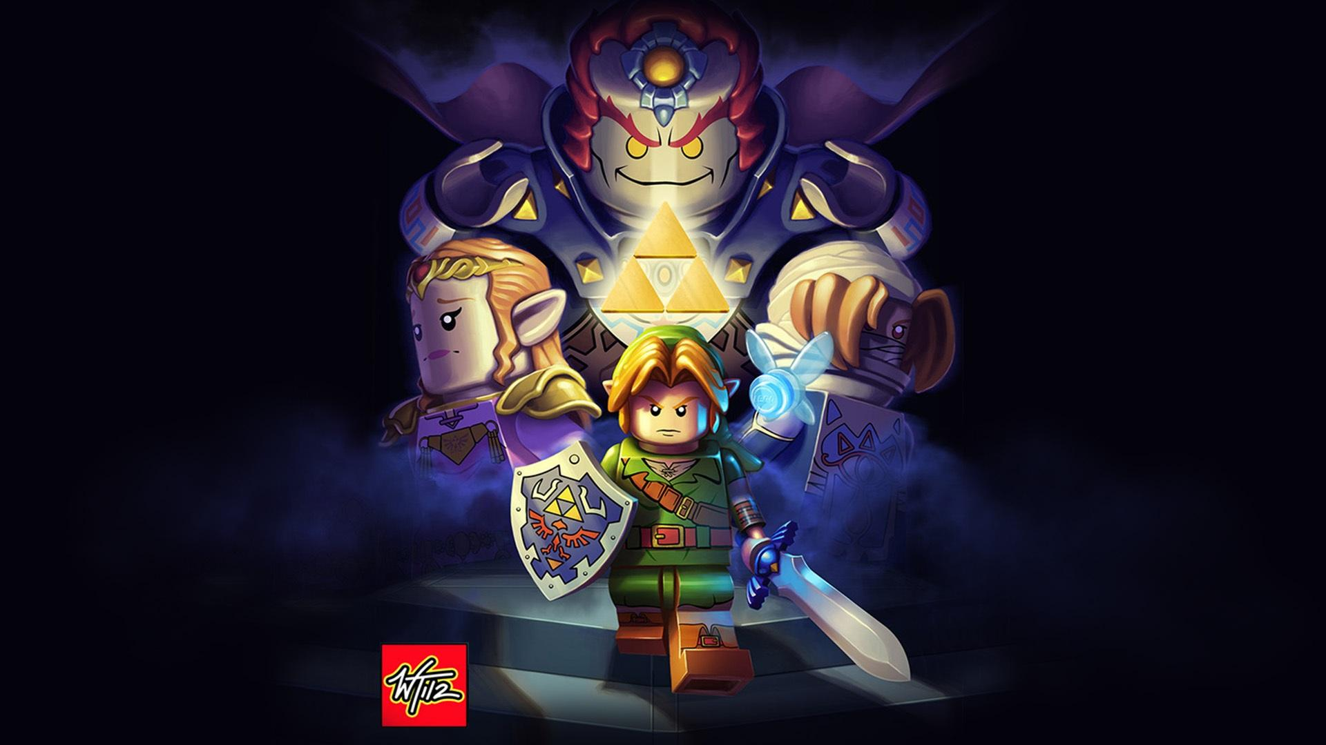 The Legend Of Zelda HD Background