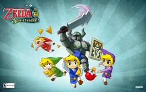 The Legend Of Zelda HD