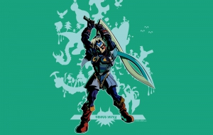 The Legend Of Zelda High Definition Wallpapers