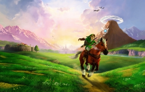 The Legend Of Zelda PC Wallpapers
