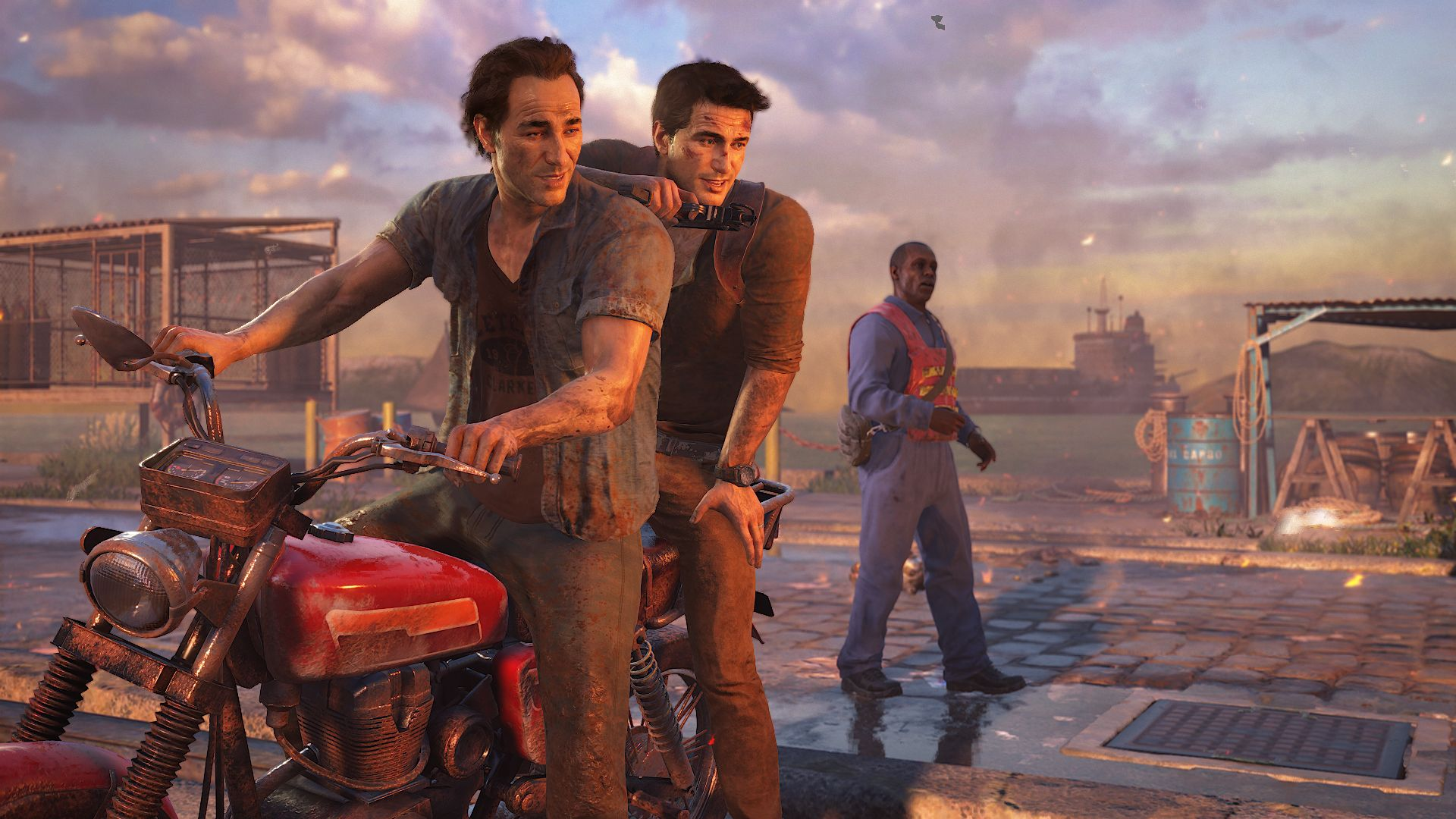 Uncharted 4: A Thief's End HD Wallpapers and screens ...