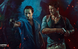 Uncharted 4: A Thief's End Download Free Backgrounds HD