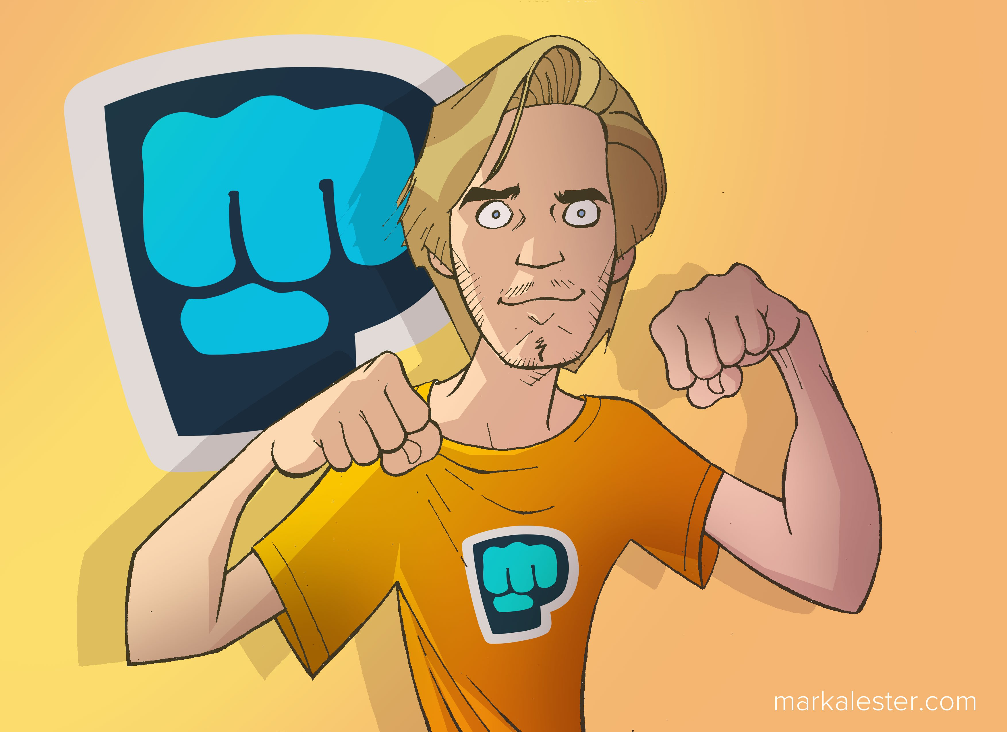 Pewdiepie HD Wallpapers Free Download