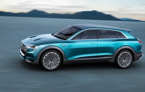 Audi Q6 e-tron quattro 2018 Wallpapers