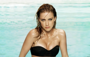 Amber Heard High Quality Wallpapers