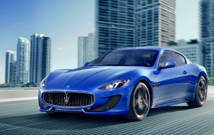 Maserati Alfieri 2017 High Quality Wallpapers