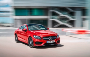 Mercedes-Benz C-class Coupe 2017 Widescreen