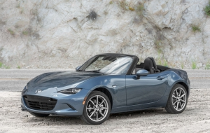 Mazda MX-5 Miata 2016 High Quality Wallpapers
