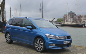 Volkswagen Touran 2016 High Quality Wallpapers