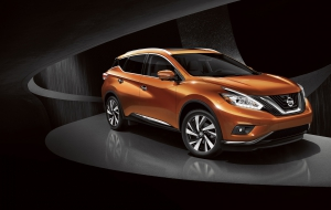 Nissan Murano 2015 High Quality Wallpapers