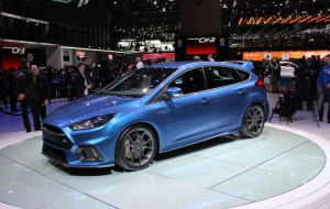 Ford Focus RS 2016 High Quality Wallpapers