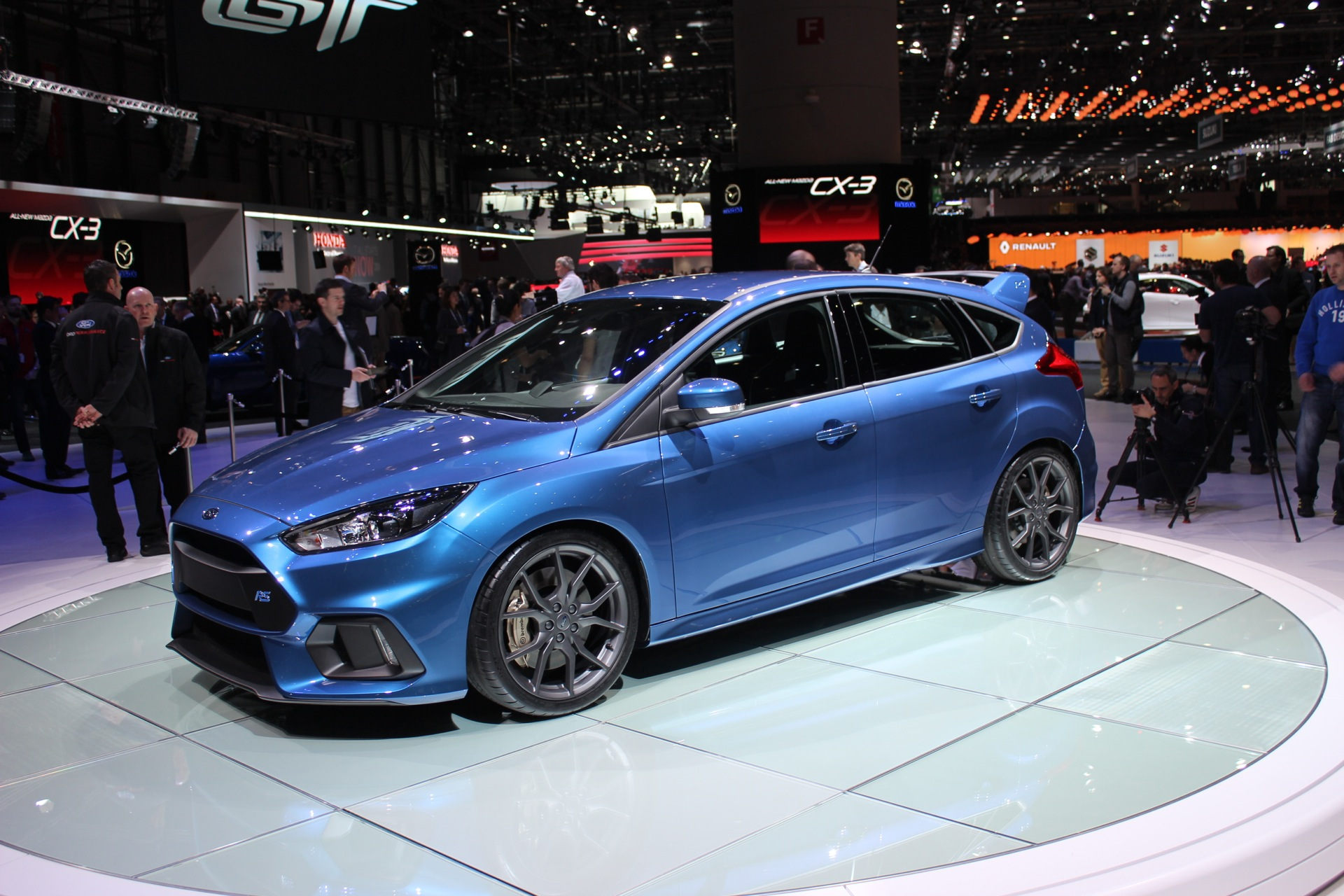 Ford Focus Rs 2016 Hd Wallpapers Free Download