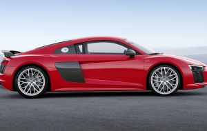 Audi R8 2015 High Quality Wallpapers