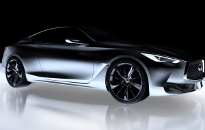 Infiniti Q60 High Quality Wallpapers