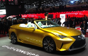 Lexus LF-C2 High Quality Wallpapers