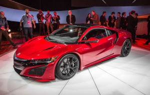 Acura NSX 2016 High Quality Wallpapers