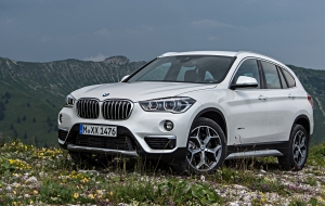 BMW X1 2016 Computer Wallpaper
