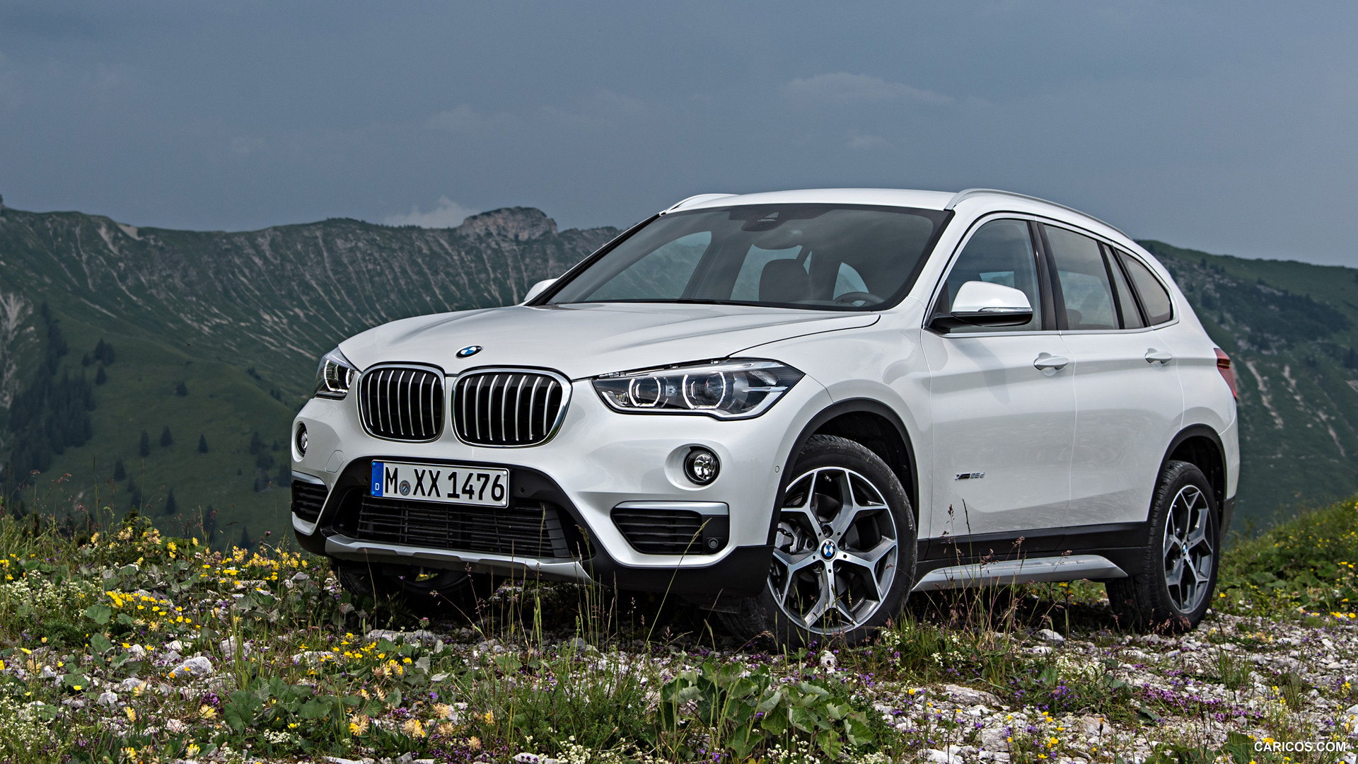 Bmw X1 2016 Hd Wallpapers Free Download