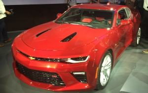 Chevrolet Camaro 2016 High Definition Wallpapers