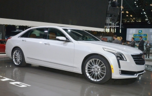 Cadillac CT6 2016 High Quality Wallpapers