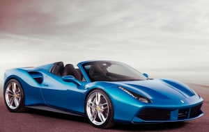 Ferrari 488 Spider 2016 High Quality Wallpapers