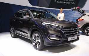 Hyundai Tucson 2016 High Quality Wallpapers