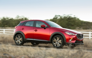 Mazda CX-3 2016 High Quality Wallpapers