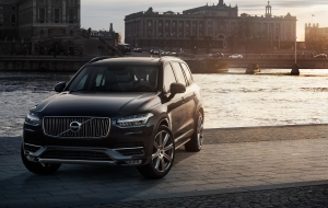 Volvo XC90 2016 High Quality Wallpapers