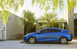 Chevrolet Volt 2016 High Quality Wallpapers