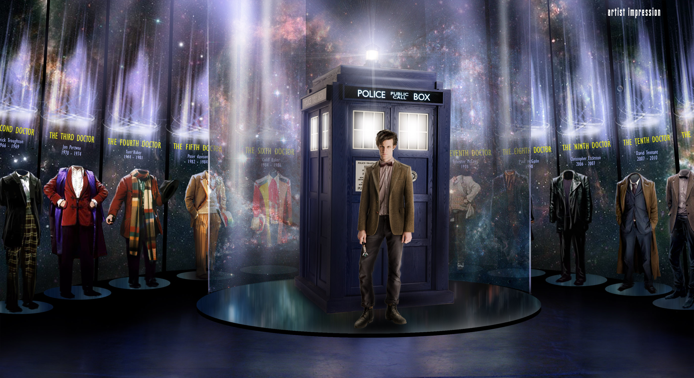 Doctor Who Desktop Wallpaper Hd: Doctor Who Wallpapers High Resolution And Quality Download