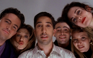 Friends HD Wallpaper
