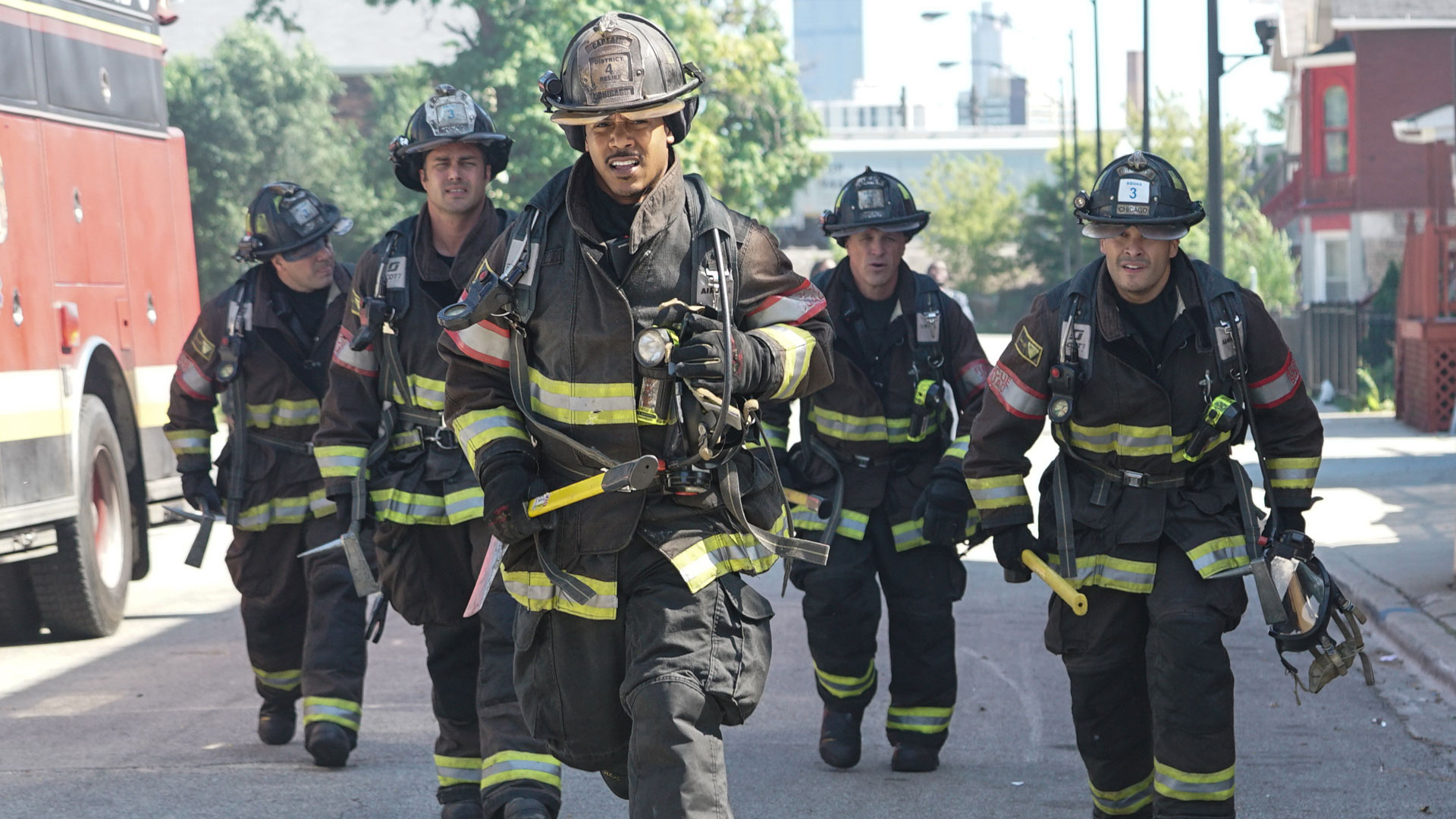 fire of chicago Premieres: monday, oct 2 at 8:30/7:30c created by mark feuerstein and his wife dana klein, the comedy is based on the royal pains star's early days as an actor, when he lived in an apartment (9k.