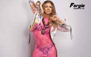 Fergie HD Wallpaper