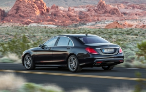 Mercedes-Benz S550e 2015 High Quality Wallpapers
