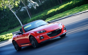 Mazda MX-5 Miata 2016 HD Wallpaper