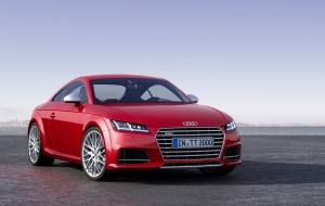 Audi TT Sportback 2016 HD Wallpaper