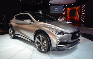 Infiniti QX30 HD Wallpaper