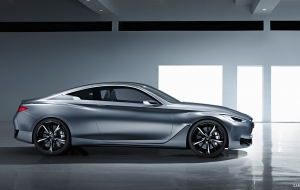 Infiniti Q60 HD Wallpaper