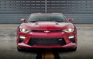 Chevrolet Camaro 2016 High Quality Wallpapers