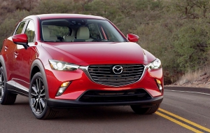 Mazda CX-3 2016 HD Wallpaper