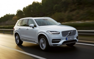 Volvo XC90 2016 High Definition Wallpapers