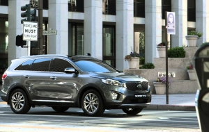 Kia Sorento 2016 HD Wallpaper
