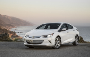 Chevrolet Volt 2016 HD Wallpaper