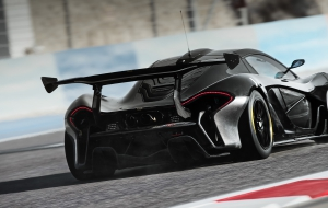McLaren P14 2016 High Quality Wallpapers